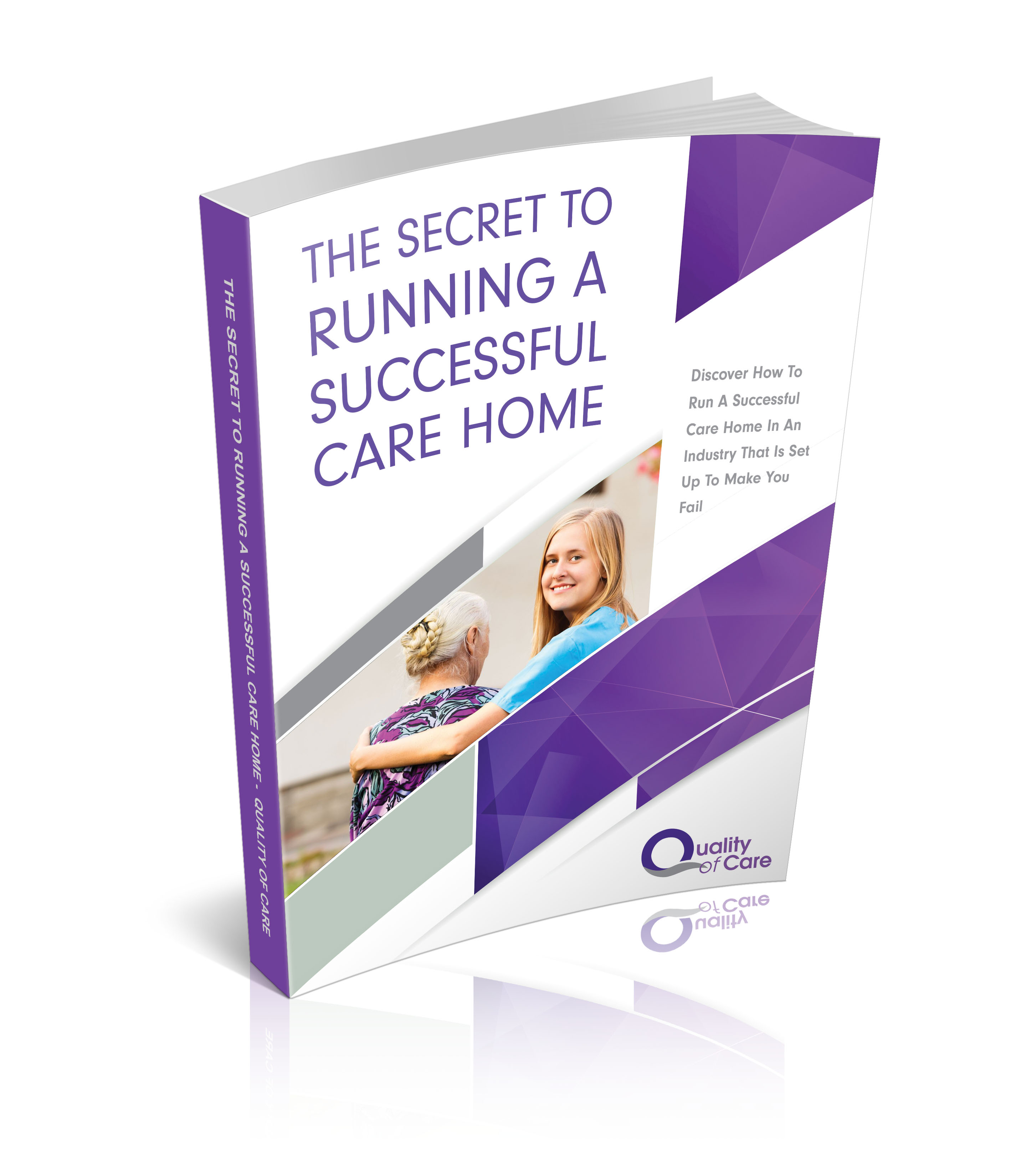 "Free Report: ""The Secret to Running a Successful Care Home"""