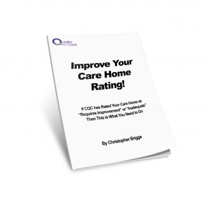 Improve Your Care Home Rating