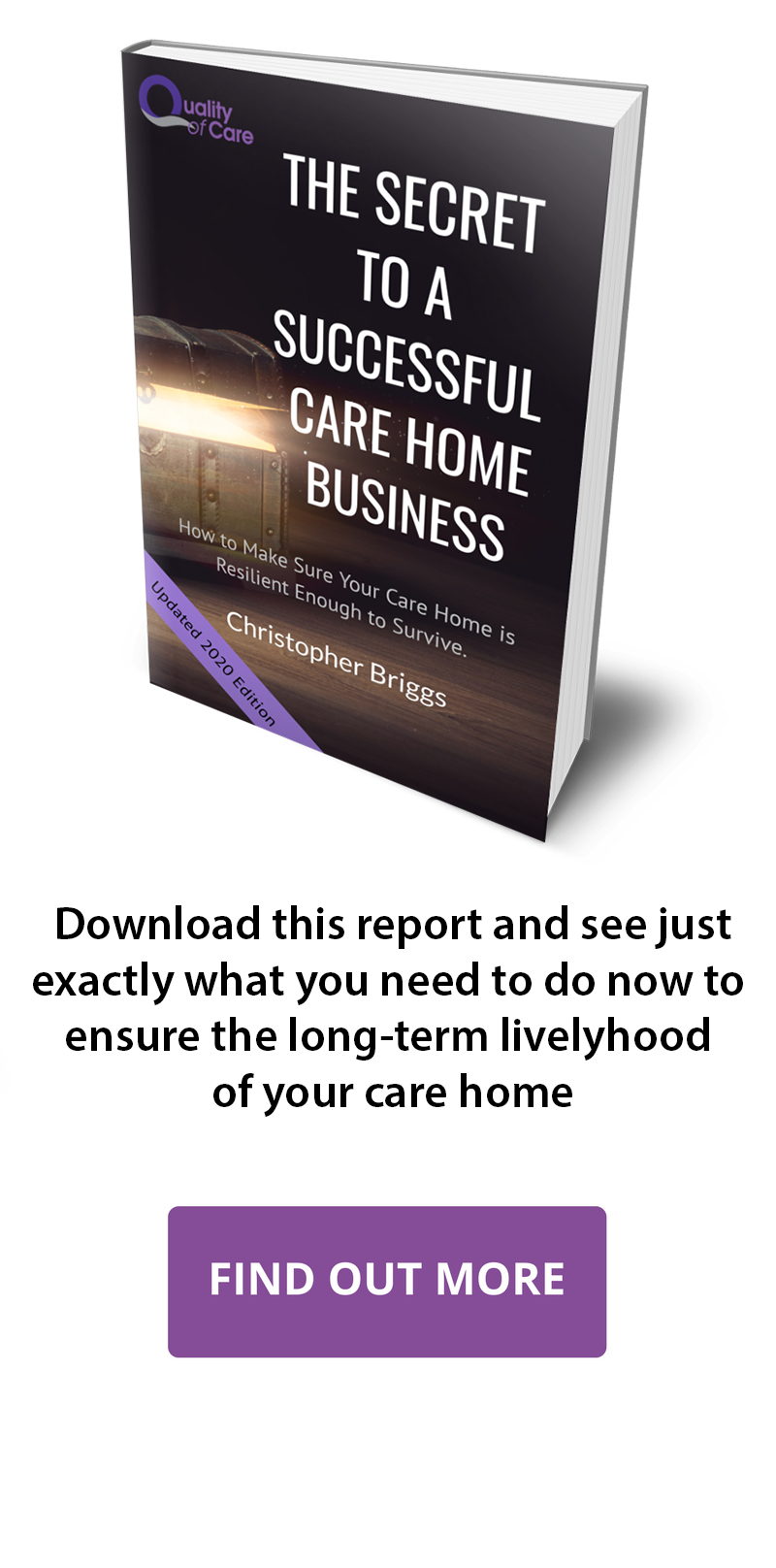 The Secret to a successful care home business