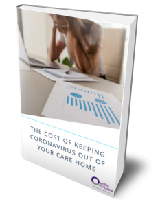 The Cost of Keeping Coronavirus out of your care home report cover